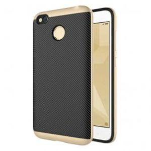 Xiaomi Redmi 4x Hybrid PC+TPU Case Gold & Black