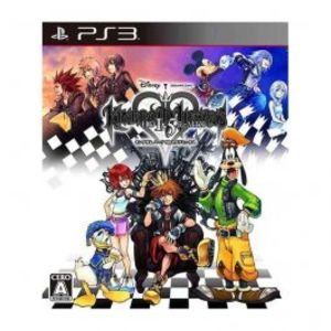 Sony Kingdom Of Heart Hd Remix PS3