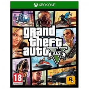 Rockstar Games Grand Theft Auto V Xbox One