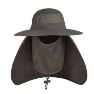 Mens Golf Sun Protect Bucket Hat