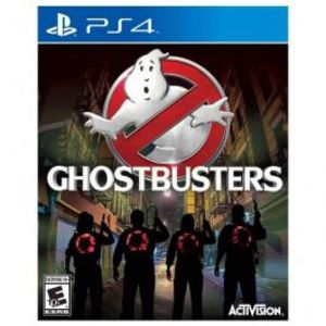 Ghostbusters PlayStation 4 Game