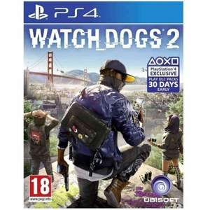 Watch Dogs 2 for PS 4