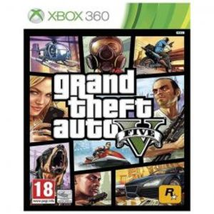 Rockstar Games Grand Theft Auto V Xbox 360