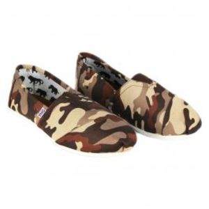 Brown Army Style Toms