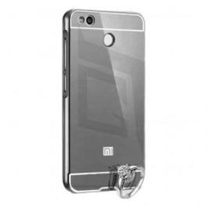 Xiaomi Redmi 4X Mirror Bumper Case Black