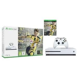Microsoft Xbox One S FIFA 17 Bundle (1 TB) Console