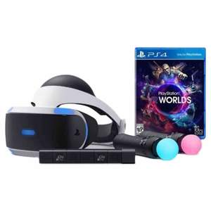 Sony PlayStation VR Launch Bundle Console