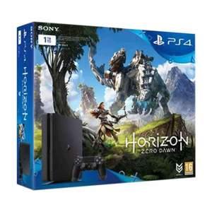 PlayStation 4 1TB Horizon Zero Dawn Bundle Black