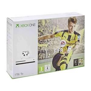 Microsoft Xbox One S FIFA 17 Bundle 1TB White