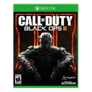Call of Duty Black Ops III Standard Edition Xbox One