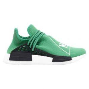 Pharrell x Adidas Green Nmd Human Race