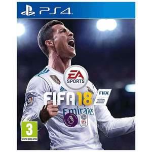 Electronic Arts FIFA 18 Standard Edition PlayStation 4 Region 2