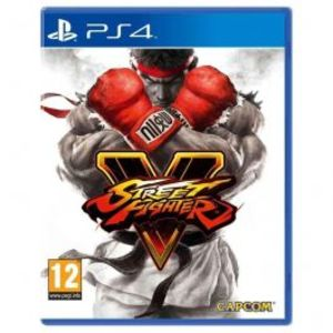 Street Fighter V PlayStation 4 Game