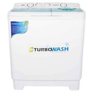 Kenwood KWM1014 Semi Automatic Washing Machine 10 kg White