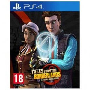 Steam Tales From The Borderlands PS4