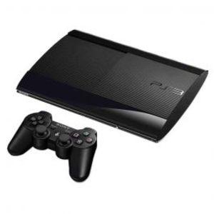 Sony PlayStation 3 Black Ultra Slim 250 GB Console