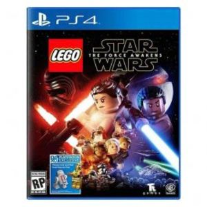 Star Wars The Force Awakens  PS4