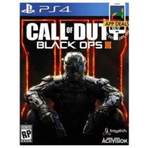 Activision Call of Duty Black Ops III Standard Edition PS4