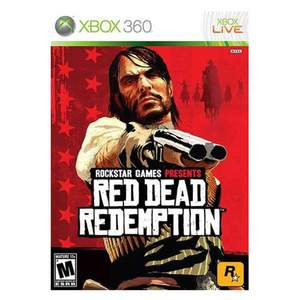 Microsoft Red Dead Redemption Xbox 360