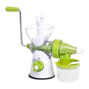 Handy Juicer  Meat Mincer & Grinder - Green & White