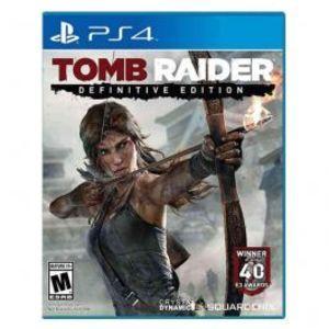 Sony Tomb Raider PS4