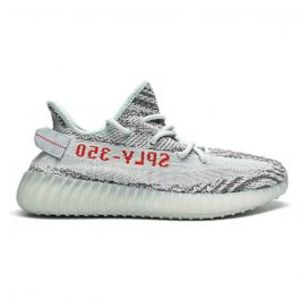 Mens YEEZY BOOST 350 V2 Blue Tint Shoes
