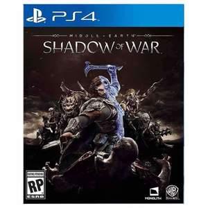 Sony Middle-Earth: Shadow Of War PlayStation 4