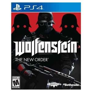 Bethesda Softworks Wolfenstein The New Order PS4