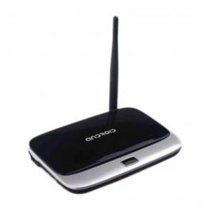 LapTab Android Smart TV Box With Webcam Black