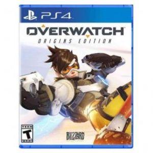 Entertainment Overwatch Origins Edition PS4