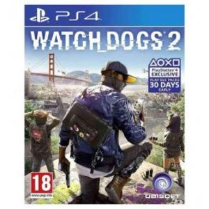 Ubisoft Ubisoft Playstation 4 Watch Dogs 2