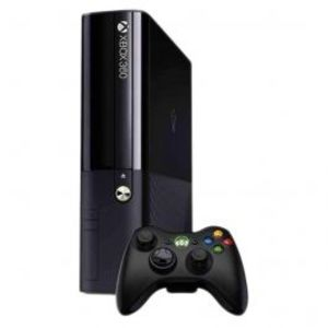 Microsoft Xbox 360 Ultra Slim 500 GB Black (Unmodified)