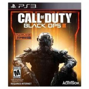 Activision Call of Duty Black Ops III Standard Edition PS3