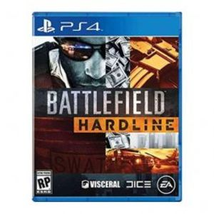 Sony Battlefield Hardline PS4