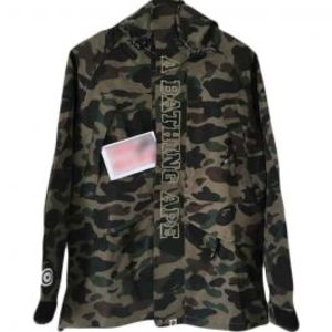Mens Camo Shark WGM Jacket - Bathing Ape