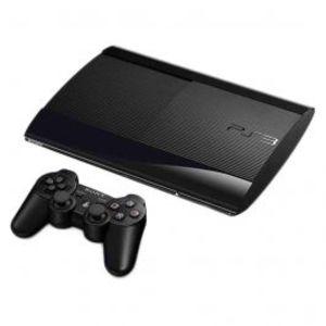 Sony PlayStation 3 Ultra Slim - 500 GB - Black