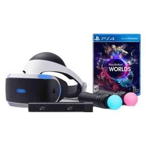 Sony PlayStation VR Launch Bundle