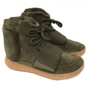 Mens Yeezy Boost 750 Brown Shoes