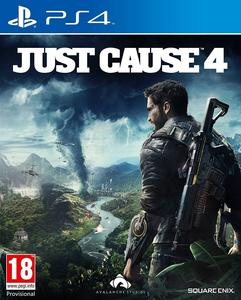 Electrogamer Just Cause 4 - Standard Edition - Playstation 4