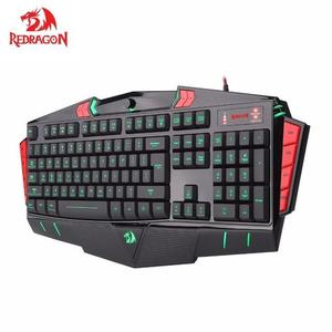 Redragon K501 ASURA Gaming Keyboard 7 Color LED Backlight