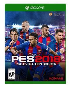 Electrogamer Pro Evolution Soccer 2018 - Xbox One