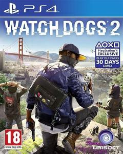 Electrogamer Watch Dogs 2 - PlayStation 4