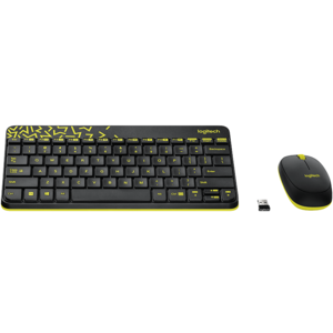 Logitech MK240 Nano Wireless Keyboard & Mouse Combo