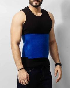 Mens Waist Trimmer Belt - Blue