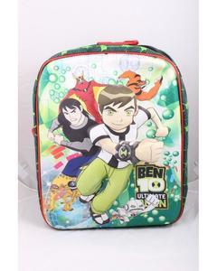 Ben 10 School Bag - Green