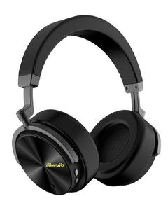 Bluedio T5 - Bluetooth Active Noise Cancellation Headphone with Mic - BLACK