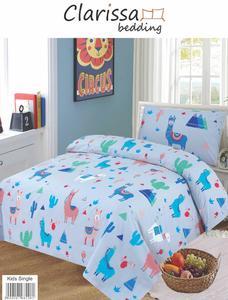Kids Single Bed Sheet - 07