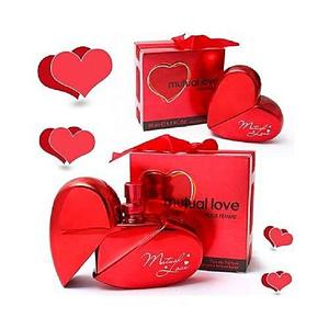 Mutual Love Red Gift Perfume For Women 50ML AM-MutualLove