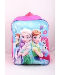 Frozen School Bag - Pink