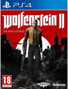 Electrogamer Wolfenstein II: The New Colossus- Standard Edition  - Play Station 4